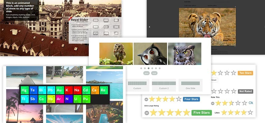 10+ Most essential jQuery Plugins - Web technologies and SEO