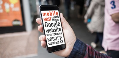 Mobile first for Google